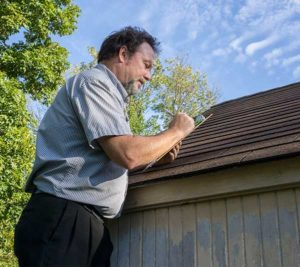 miramar roofing repair service with a roof inspection