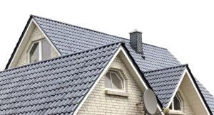 a roof to get fixed by Michael Bange Roofing